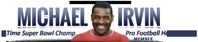 Michael Irvin Logo