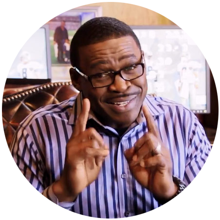 Michael Irvin, The Playmaker